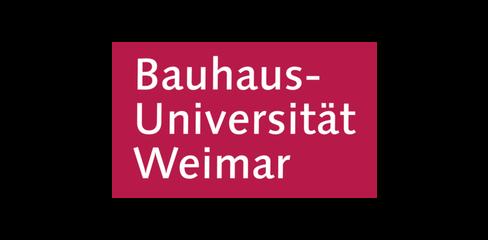 Logo Bauhaus Universität Weimar