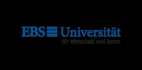 Logo EBS universität für Wirtschaft und Recht