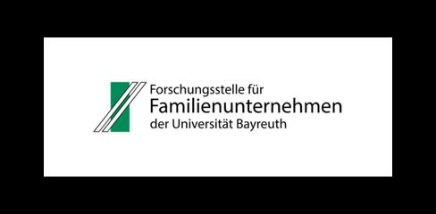 Logo Forschungsstelle für Familienunternehmen Universität Bayreuth