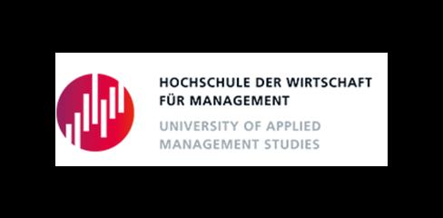 Logo Hochschule der Wirtschaft für Management