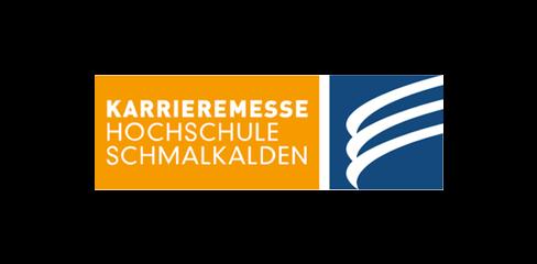Logo Karrieremesse Hochschule Schmalkalden