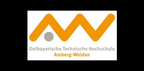 Logo Ostbayerische Technische Hochschule Amberg-Weiden