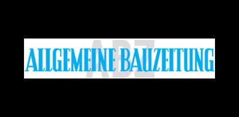 Logo Allgemeine Bauzeitung
