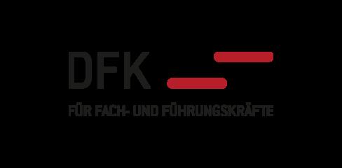 Logo DFK Verband für Fach- und Führungskräfte