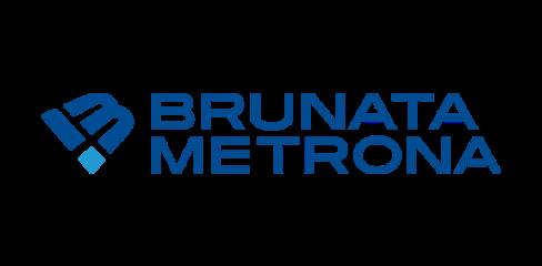 Brunata-Metrona Logo